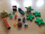 Lego Duplo Dschungel mit Flugzeug