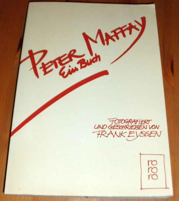 Buch Peter Maffay Ein Buch