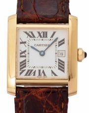 Cartier Tank Francaise 2466 Gelbgold