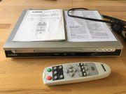 DVD-Player e max mit SCART-Kabel