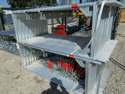 95 qm Gerüst Fassadengerüst Baugerüst