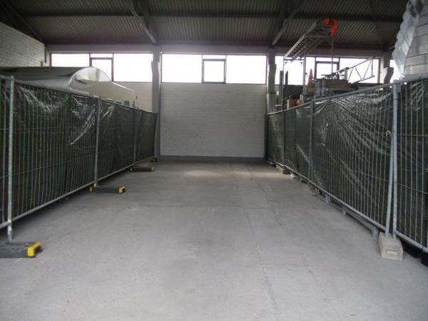 Garagen für Wohnmobile LKW Lager