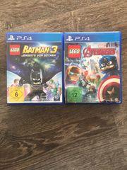 PS4 LEGO Avengers und Batman