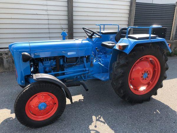 Fordson Dexta Oldtimer Traktor
