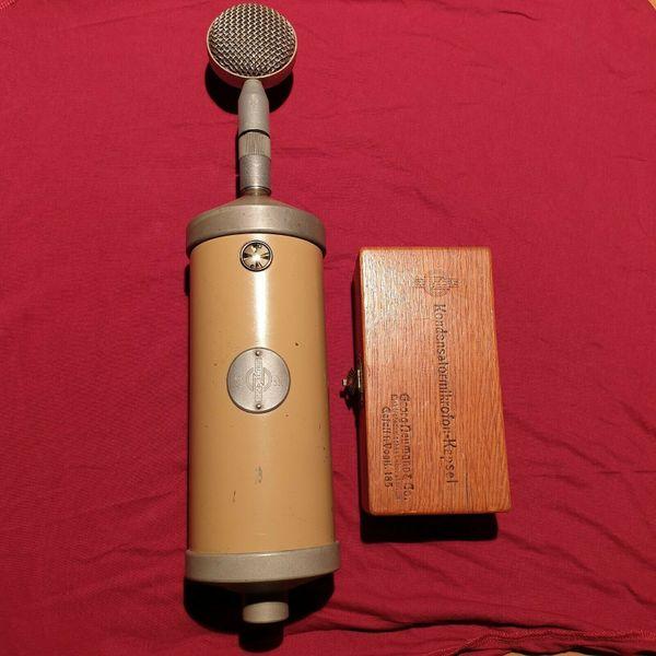 Neumann CMV 5/B, Neumann M7 Kondensatormikrofonkapsel