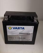 Varta Motorradbatterie Powersports AGM 12