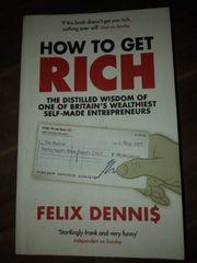 How to get rich von