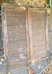 Holz Klappläden Holz Fensterläden H