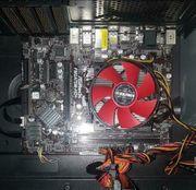 Mainboard und CPU RAM