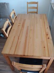 IKEA JOKKMOKK Dining table 4