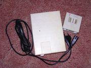 DSL-Splitter und NTBA für ISDN-Anschluss