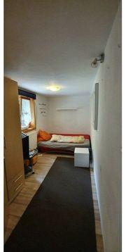 1 Zimmer mit Küche und