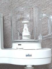 Braun Multiquick 7 K3000 - Glass