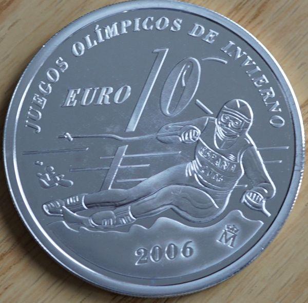 Gedenkmünzen zu den Olympischen Winterspielen