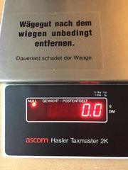Ascom Hasler Taxmaster 2 K