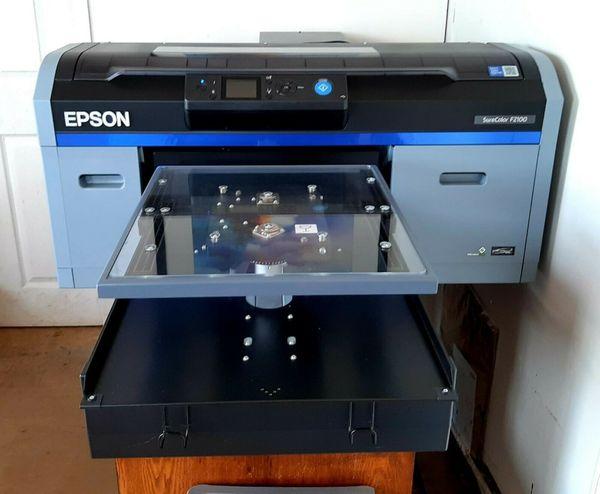 Epson F2100 5C DTG-Drucker