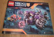 Lego NEXO Knights The Three