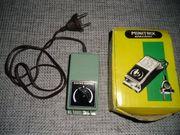 Minitrix electric Trafo