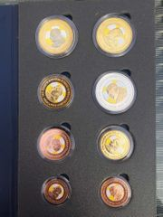 Euro Sondermünzensatz Vatikan 2007 und