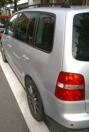 VW Touran 20 TDi mit