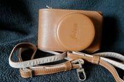Orginal LEICA Original Leder Tasche