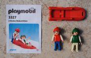 Playmobil 2-Kinder-Bobschlitten 3327 - Winterspaß