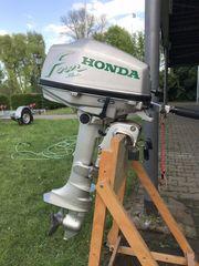 Honda 4 5 PS BF5