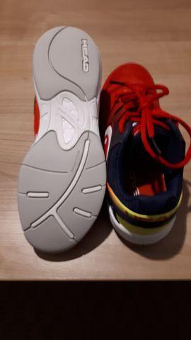 Hallentennis- Schuh HEAD Sprint 2: Kleinanzeigen aus Hirschberg Großsachsen - Rubrik Tennis, Tischtennis, Squash, Badminton