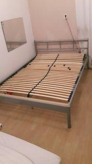 Bett 140x200 mit matratze
