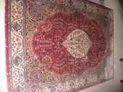 Indischer Kaschmir Orientteppich Handgeknüpft Flor