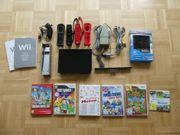 Wii Konsole wie Neu mit