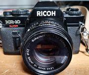 Alte Ricoh Kamera