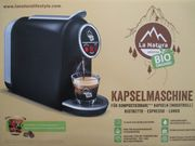 LaNatura Kapsel Kaffeemaschine
