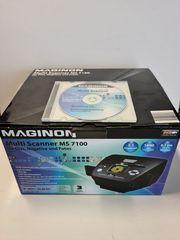 Maginon Multiscanner zu verkaufen