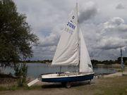 Segeljolle Segelboot Gipsy Sport