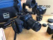 Canon EOS C100 Dual Pixel