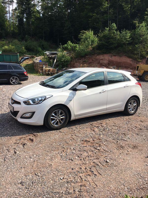 Verkaufe Hyundai i 30