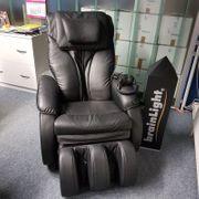 Shiatsu-Massagesessel Tiefenentspannungssystem brainlight Gravity Plus