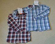 Auswahl Hemden 1 Gr 158