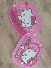 Sonnenschutz Auto Hello Kitty