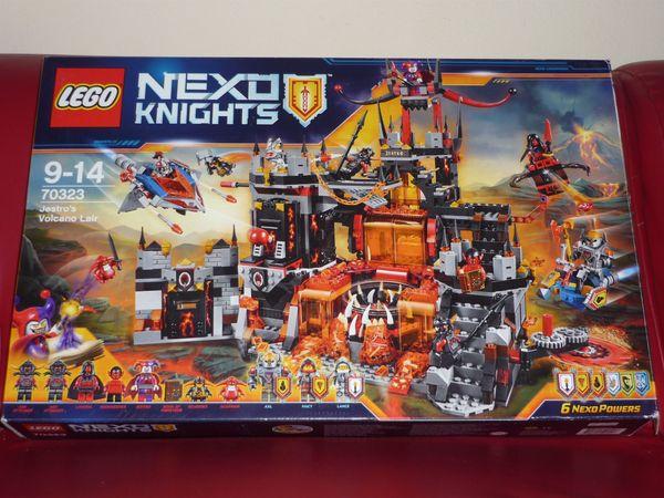 LEGO Nexo Knights 70323 - Jestros