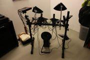 e drum Schlagzeug