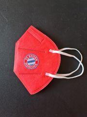 FFP2 Maske FC Bayern München