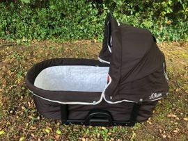 Kinderwagen - Hartan Aufsatz Baby Kinderwagen mit