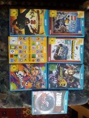 Top Wii U Spiele Sammlung