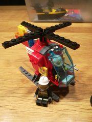Lego City Feuerwehrhelicopter