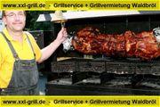 Grillservice Hochzeit NRW Spanferkel Hochzeit
