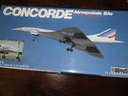 DOYUSHA 1 100 Concorde Flugzeug