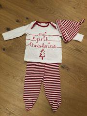 Baby Set - Weihnachten Gr 62