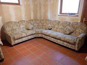 Couch Garnitur mit Sessel